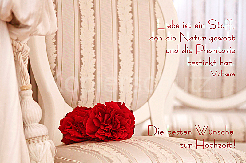 Die Liebe Ist Ein Stoff Hochzeit Weisse Stuhle Www Stimmungs