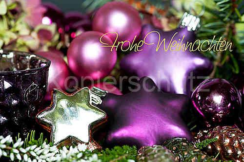 Frohe Weihnachten In Bildern.Frohe Weihnachten Lila