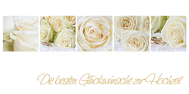 gl ckw nsche hochzeit wei e rosen und ringe www. Black Bedroom Furniture Sets. Home Design Ideas